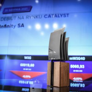 Profbud debiutuje na rynku Catalyst
