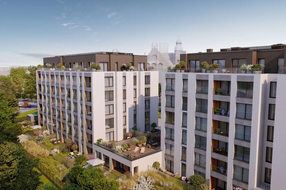 Powstają Apartamenty Bergera od EBF Development