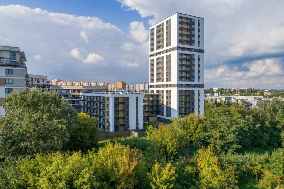 Najwyższy budynek Cordii gotowy do zamieszkania