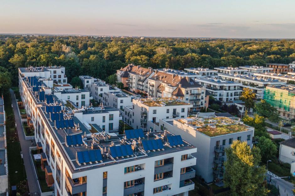 Coraz więcej zielonych osiedli we Wrocławiu