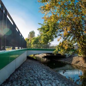 ZDM i Robyg oddali do użytkowania most na Wilanowie