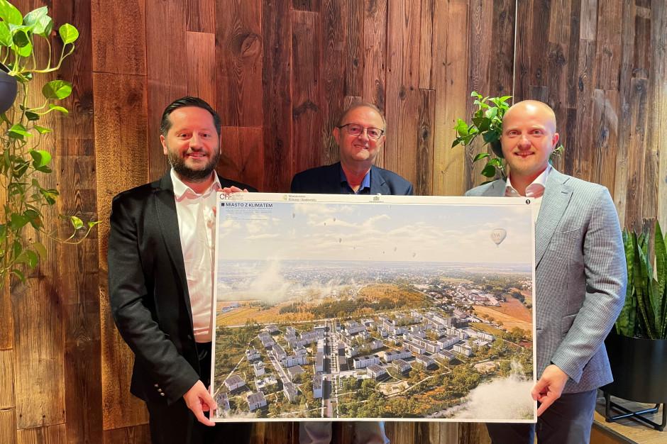 Pracownia Chmielewski + Partners zwycięzcą konkursu architektonicznego PDD