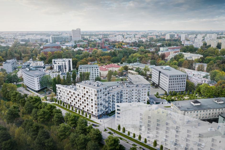 NU! Warszawa Wola od Skanska rozpoczyna sprzedaż