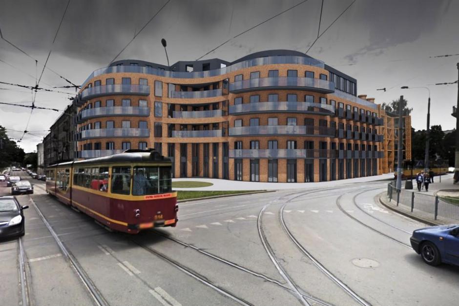 W Łodzi powstaną Słoneczne Tarasy z futurystyczną fasadą