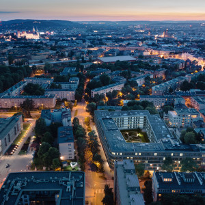 Masarska 6. Atal buduje w ścisłym centrum Krakowa