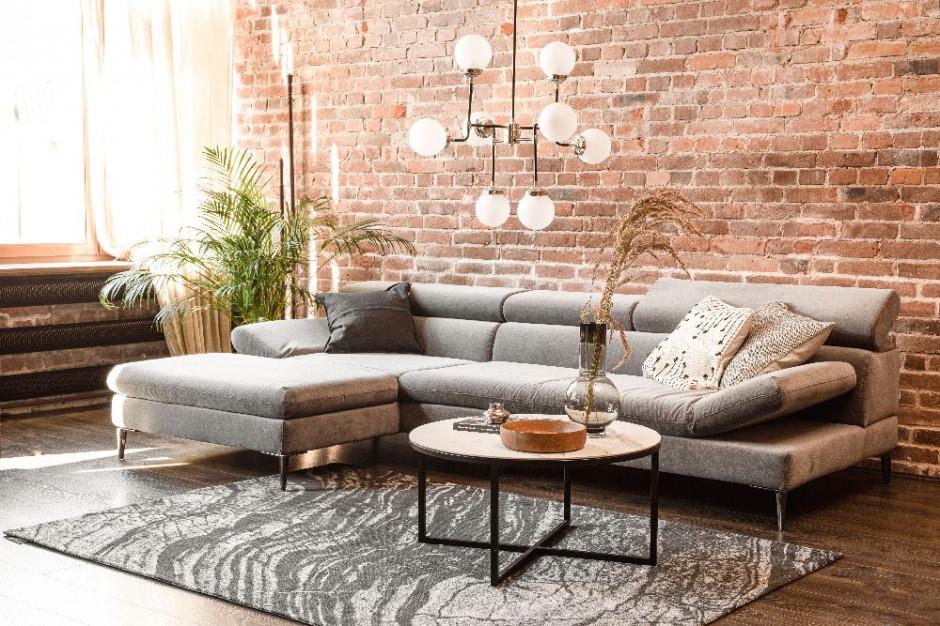 Jasne mieszkanie. Architektka o tym jak rozświetlić salon?