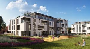 Pierwszy etap gliwickiego osiedla Apartamenty Karolinki gotowy