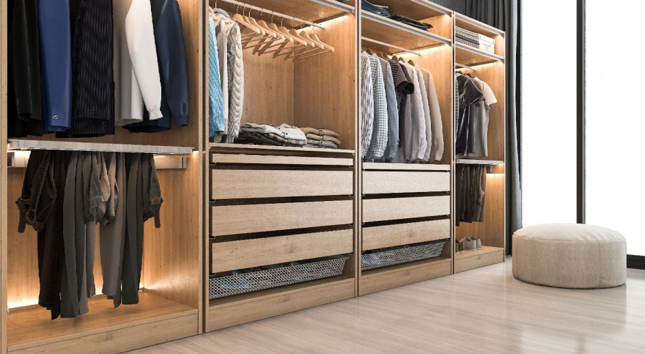 Garderoba w domu. Jak ją zaprojektować?