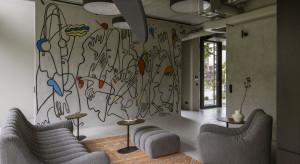 Tak wygląda studio OTO film na osiedlu domów na warszawskim Mokotowie